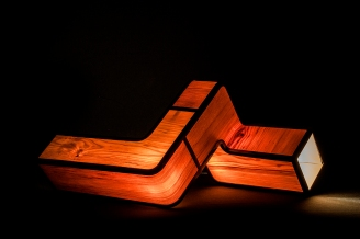 objet lumineux ''Z''