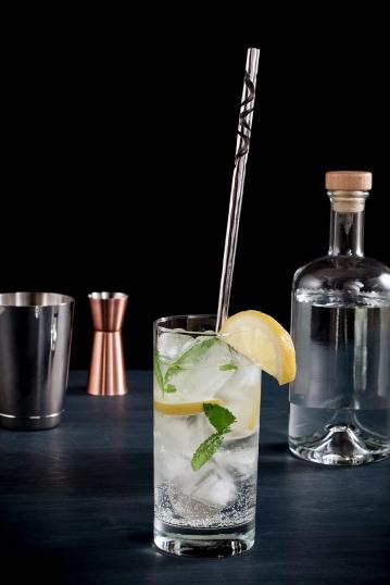 Cuillère à cocktail