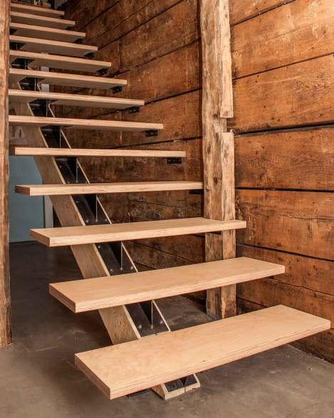 Escalier résidentiel 2016